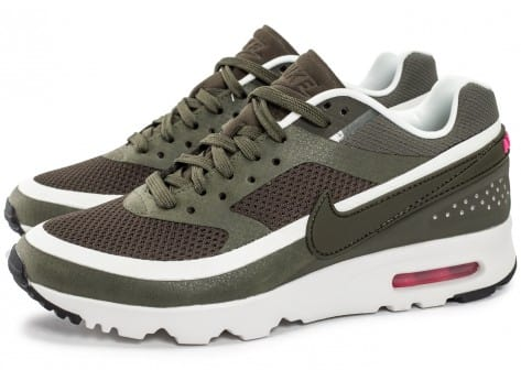Chaussures Nike Air Max BW Ultra W Olive vue extérieure