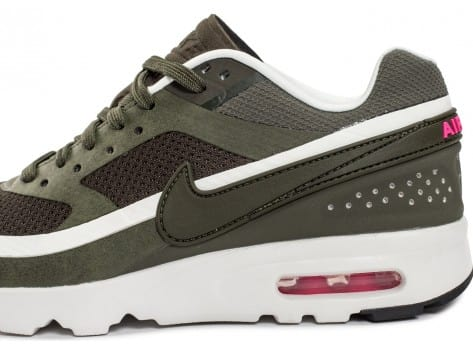 Chaussures Nike Air Max BW Ultra W Olive vue dessus