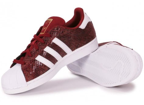 new styles d9ae2 28535 Adidas Superstar Rouge Serpent