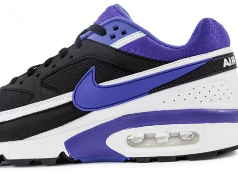 Chaussures Nike Air Max BW OG Persian Violet vue dessus