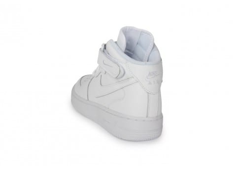 Chaussures Nike AIR FORCE 1 MID JUNIOR vue arrière