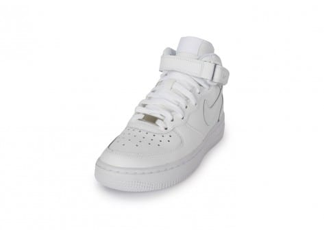Chaussures Nike AIR FORCE 1 MID JUNIOR vue avant