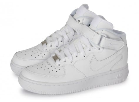 Chaussures Nike AIR FORCE 1 MID JUNIOR vue extérieure
