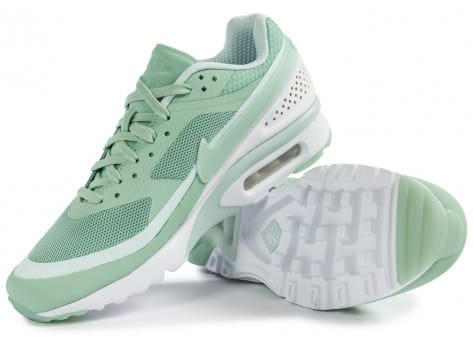 Chaussures Nike Air Max BW Ultra Enamel Green vue intérieure