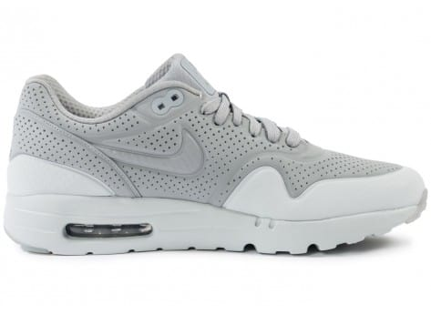 Chaussures Nike Air Max 1 Ultra Moire Wolf Grey vue dessous