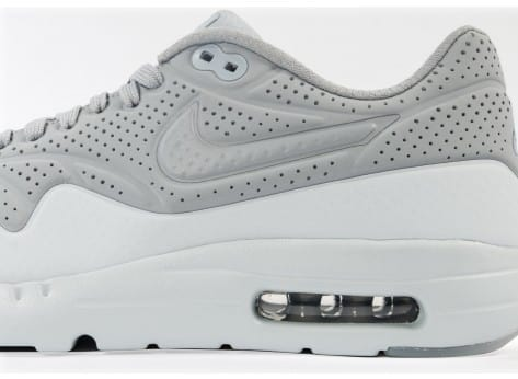 Chaussures Nike Air Max 1 Ultra Moire Wolf Grey vue dessus