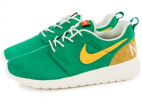 Chaussures Nike Roshe One Retro Lucid Green vue extérieure