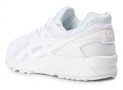 Chaussures Asics Gel Kayano Trainer Evo W triple white vue arrière