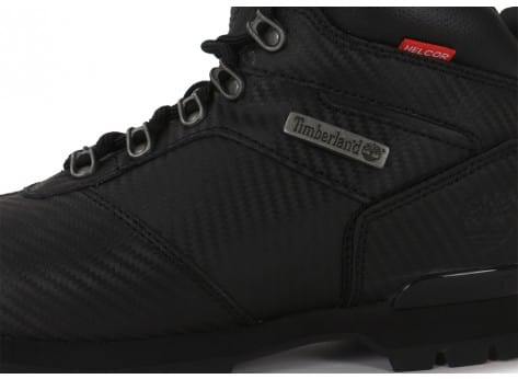 Chaussures Timberland Splitrock 2 noire cuir Helcor® vue dessus