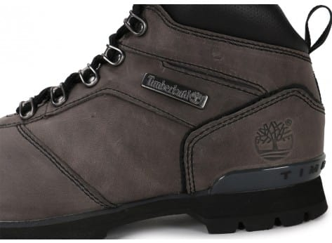 Chaussures Timberland Splitrock 2 grise vue dessus