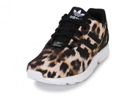 adidas chaussure leopard