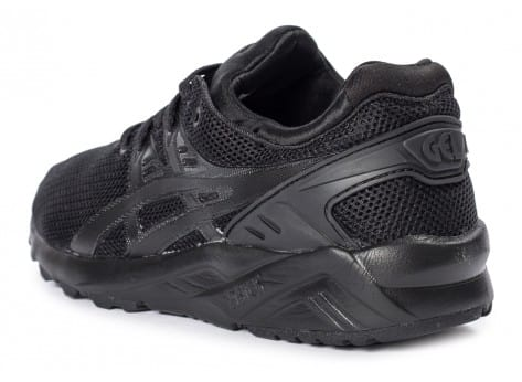 Chaussures Asics Gel Kayano Trainer Evo W triple black vue arrière