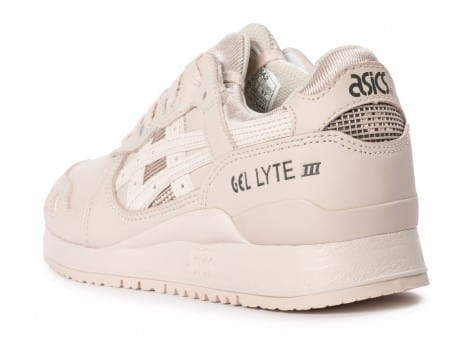 Chaussures Asics Gel Lyte III Whisper Pink vue arrière