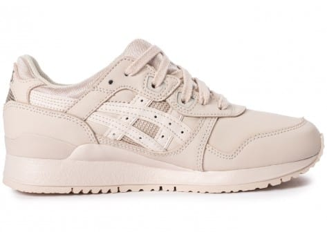 Chaussures Asics Gel Lyte III Whisper Pink vue dessous