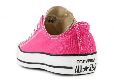 Chaussures Converse Chuck Taylor All-Star Low rose vue arrière
