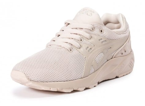 Chaussures Asics Gel Kayano Trainer Evo W Whisper pink vue arrière