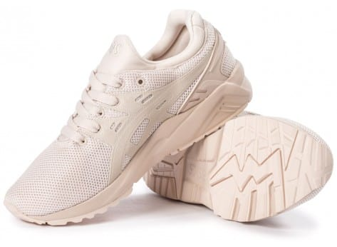 Chaussures Asics Gel Kayano Trainer Evo W Whisper pink vue dessous