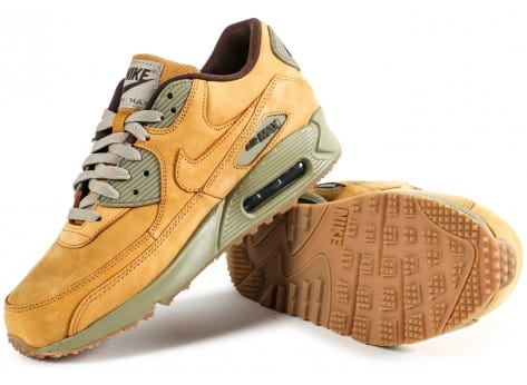 Chaussures Nike Air Max 90 Winter Wheat vue intérieure