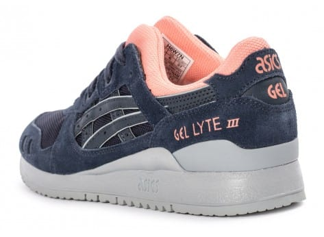 Chaussures Asics Gel Lyte III Indian Ink vue arrière