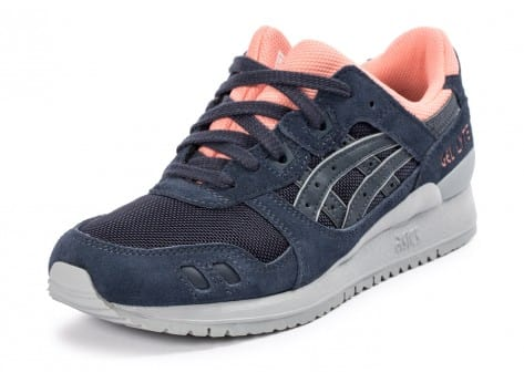Chaussures Asics Gel Lyte III Indian Ink vue avant