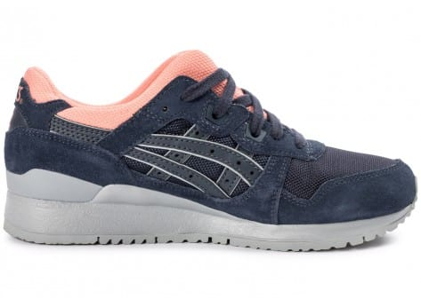 Chaussures Asics Gel Lyte III Indian Ink vue dessous