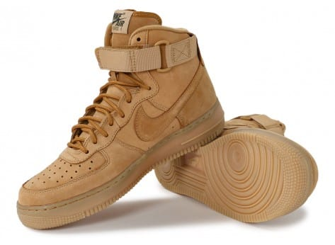 Chaussures Nike Air Force 1 High '07 LV8 Flax vue intérieure