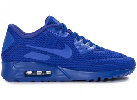 Chaussures Nike Air Max 90 Ultra BR Racer Blue vue dessous