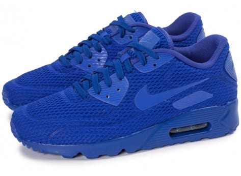 Chaussures Nike Air Max 90 Ultra BR Racer Blue vue extérieure