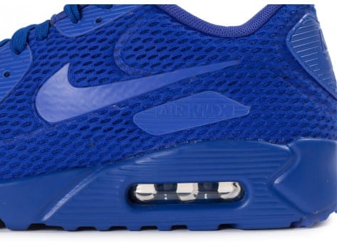 Chaussures Nike Air Max 90 Ultra BR Racer Blue vue dessus