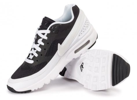 Chaussures Nike Air Max BW Ultra Black White vue intérieure