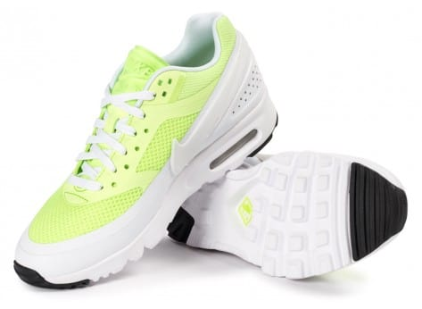 Chaussures Nike Air Max BW Ultra Ghost Green vue intérieure