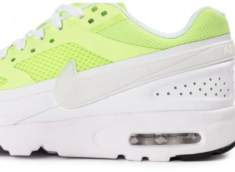 Chaussures Nike Air Max BW Ultra Ghost Green vue dessus