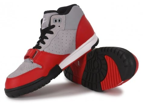 Chaussures Nike Air Trainer 1 Mid grise vue intérieure