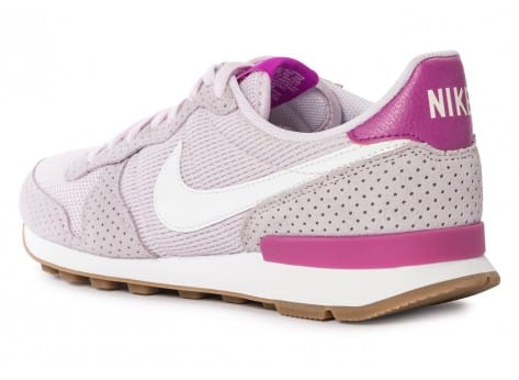 Chaussures Nike Internationalist Bleached Lilac vue avant
