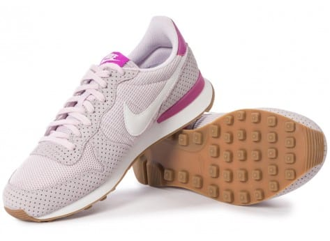 Chaussures Nike Internationalist Bleached Lilac vue intérieure