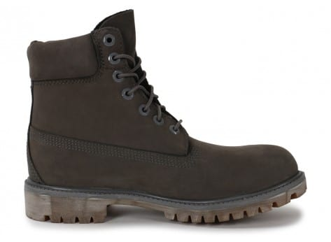 Chaussures Timberland 6-Inch Premium Boot anthracite vue dessous