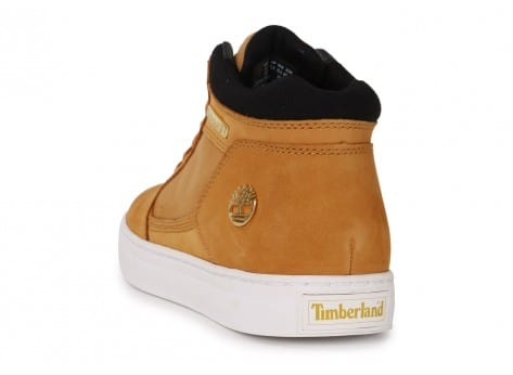 Chaussures Timberland Cupsole 2.0 beige vue arrière