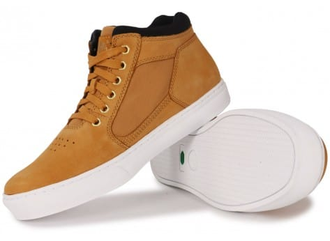 Chaussures Timberland Cupsole 2.0 beige vue intérieure