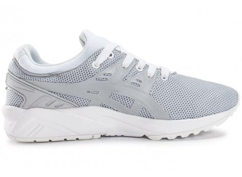 Chaussures Asics Gel Kayano Trainer Evo W gris clair vue intérieure