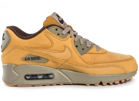 Chaussures Nike Air Max 90 Winter Premium Wheat vue dessous