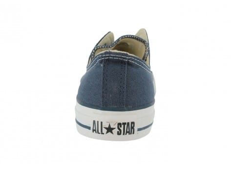 Chaussures Converse Chuck Taylor All Star marine vue arrière
