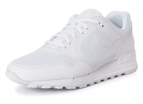 Chaussures Nike Air Pegasus 89 NS triple white vue avant
