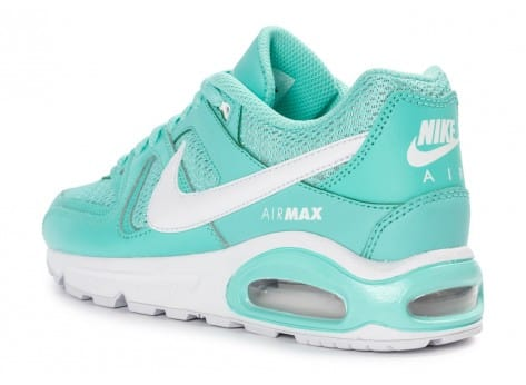 Chaussures Nike Air Max Command Junior turquoise vue arrière
