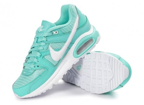 Chaussures Nike Air Max Command Junior turquoise vue intérieure