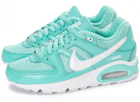 Chaussures Nike Air Max Command Junior turquoise vue extérieure