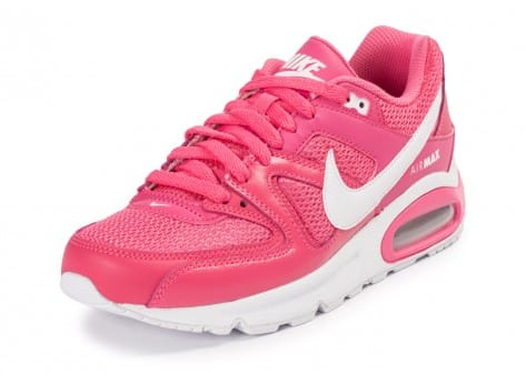 Chaussures Nike Air Max Command Junior rose vue arrière