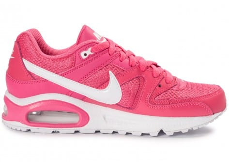 Chaussures Nike Air Max Command Junior rose vue intérieure