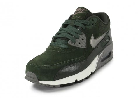 Chaussures Nike Air Max 90 LTR Carbon Green vue avant