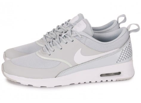 Nike Air Max Thea Rose Et Gris