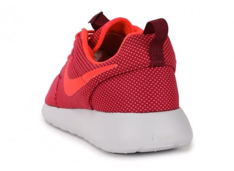 Chaussures Nike Roshe One Grenat vue arrière